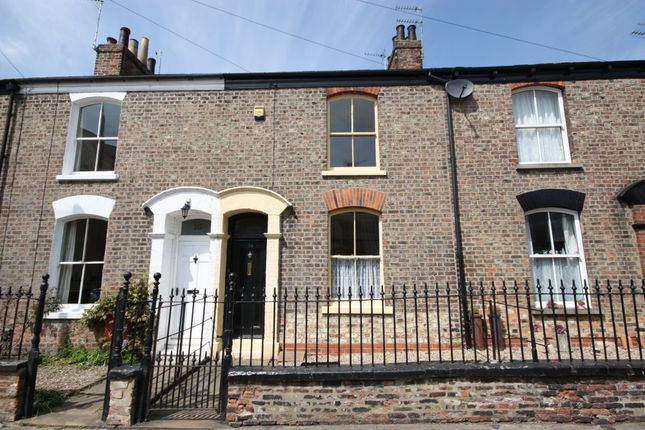 Thumbnail Terraced house to rent in Victor Street, York
