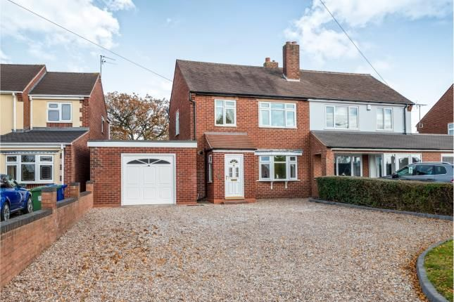 Semi-detached house in  Longford Road  Cannock  Staffordshire W Birmingham