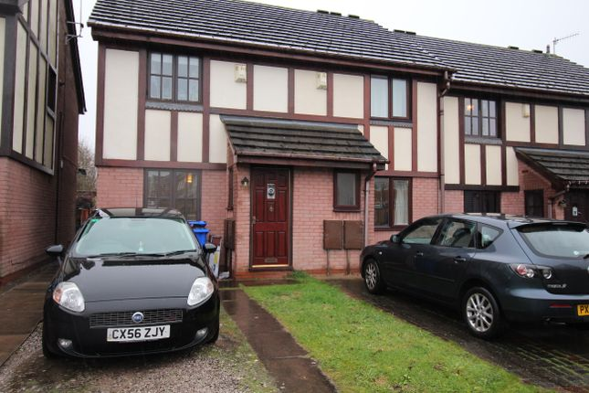 Thumbnail Semi-detached house to rent in Copplestone Grove, Stoke On Trent
