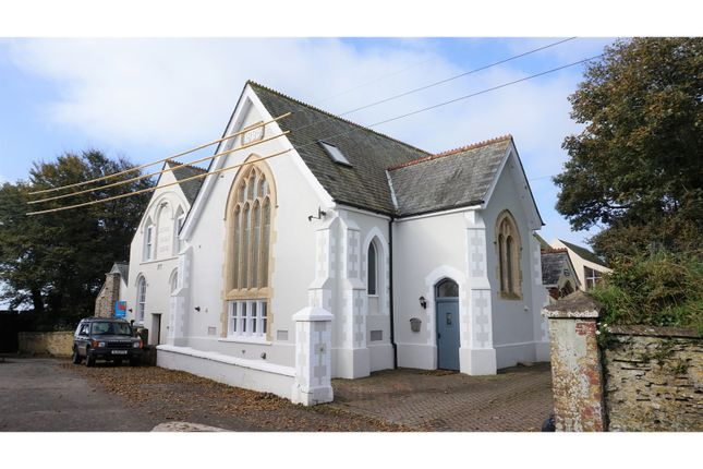 Thumbnail Property for sale in Church Street, Saltash