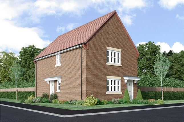 """Thumbnail Flat for sale in """"Flyford"""" at Fleckney Road, Kibworth, Leicester"""