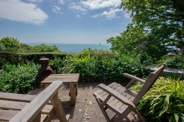 Thumbnail Link-detached house for sale in Mitchell Avenue, Ventnor