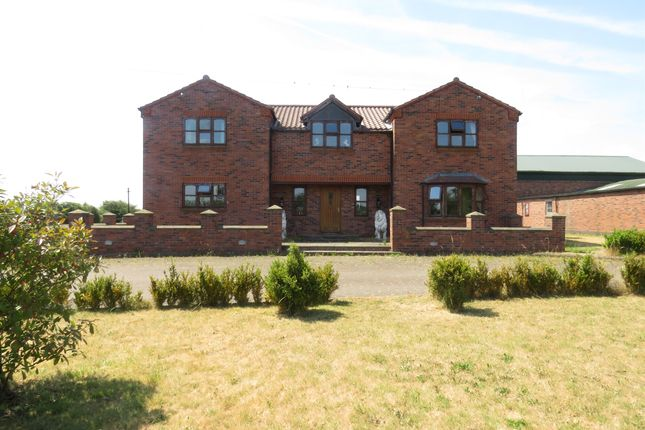 Thumbnail Detached house for sale in Wysall Lane, Keyworth, Nottingham