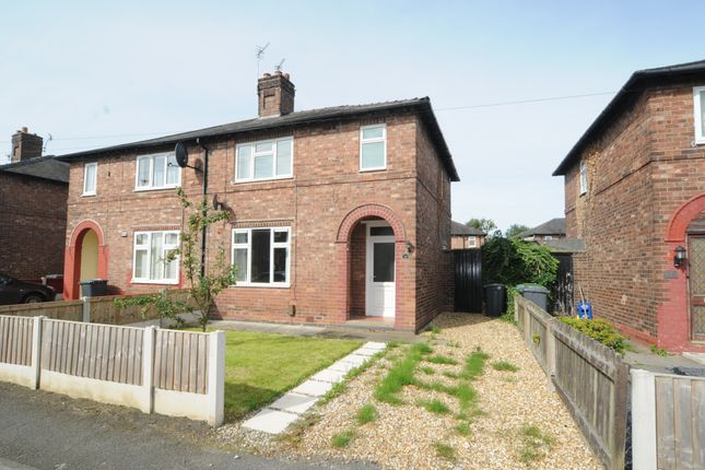 Thumbnail Semi-detached house to rent in Mort Avenue, Warrington