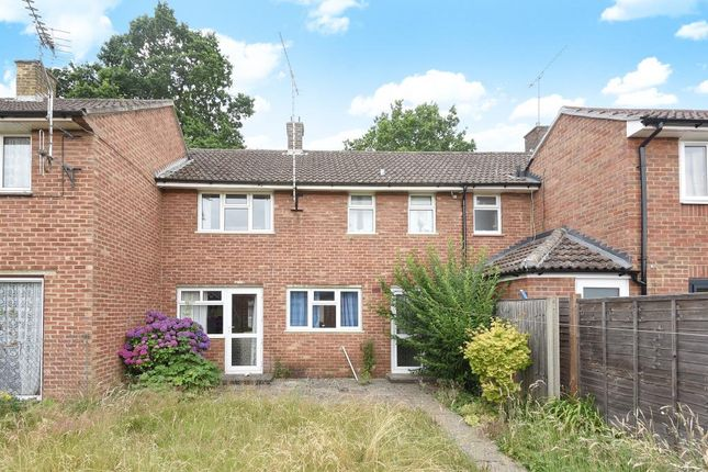 3 bed terraced house for sale in bracknell berkshire rg12