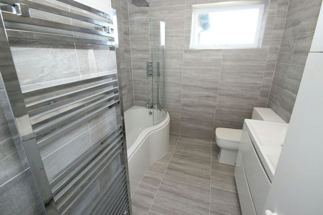 Bathroom of Priory Road, Sale M33