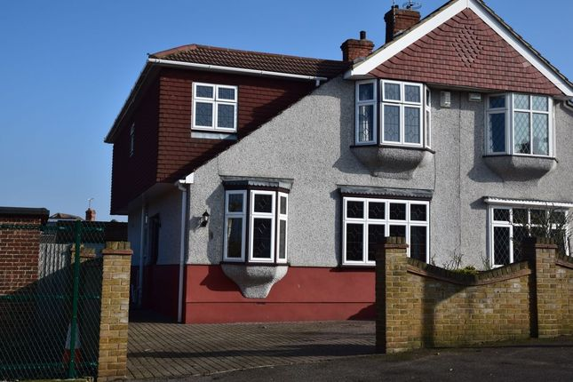 Thumbnail Semi-detached house for sale in Stanham Road, Dartford