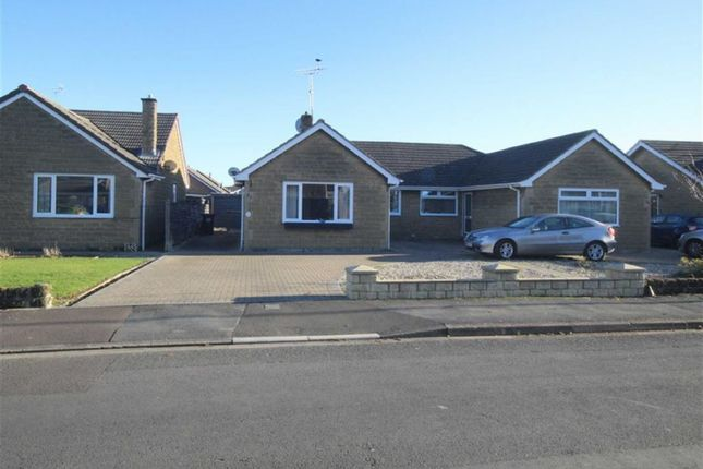 Thumbnail Semi-detached bungalow for sale in Blakeney Avenue, Swindon, Wiltshire