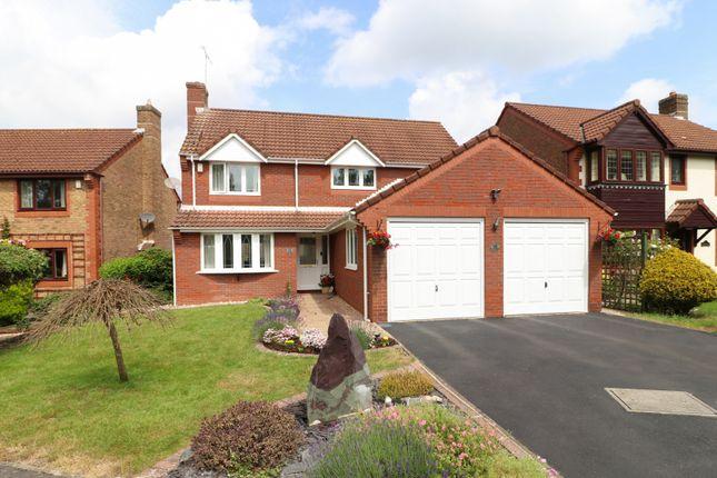 Thumbnail Detached house for sale in Oakvale, West End, Southampton