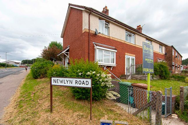 Thumbnail Semi-detached house for sale in Newlyn Road, Newbridge, Newport