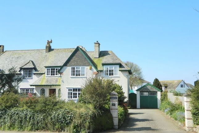 Thumbnail Property for sale in Pendarves Road, Camborne