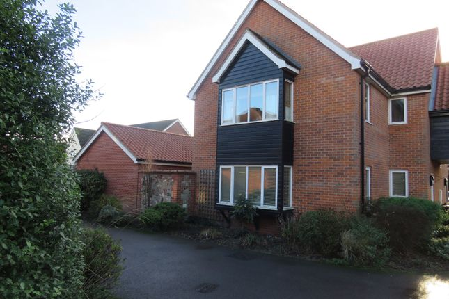 Thumbnail Maisonette for sale in Cuthberts Maltings, Diss