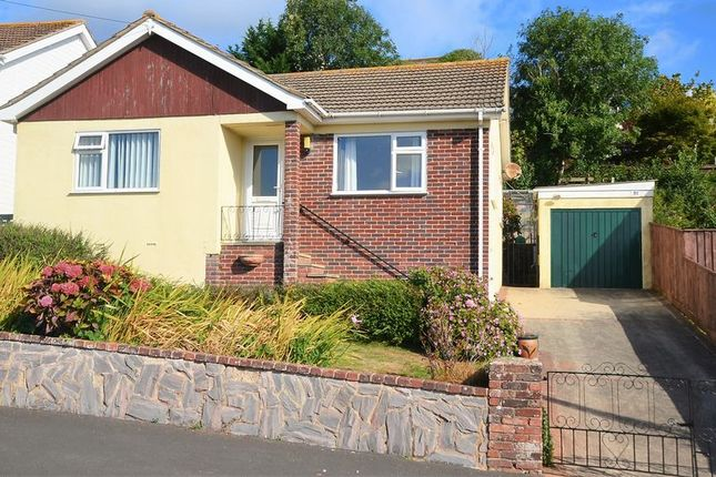 Thumbnail Bungalow for sale in Churston Way, Brixham