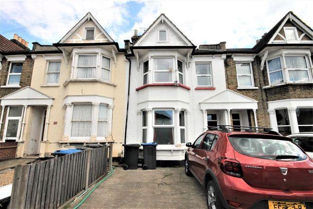 Thumbnail Terraced house for sale in Woodville Road, Thornton Heath