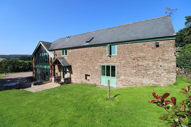 Thumbnail Barn conversion for sale in Trelleck Grange, Llanishen, Chepstow