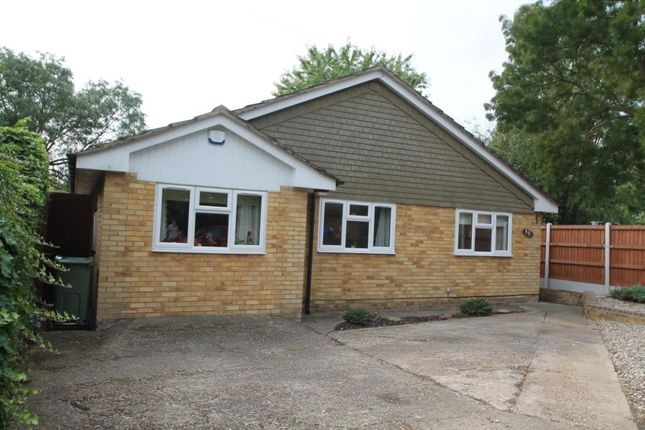Thumbnail Detached bungalow for sale in Gordon Road, Barstable East, Basildon