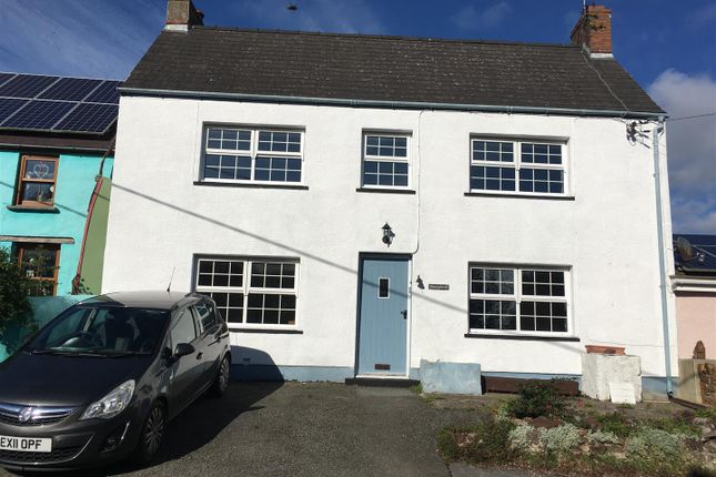 Thumbnail Terraced house to rent in Liddeston, Milford Haven