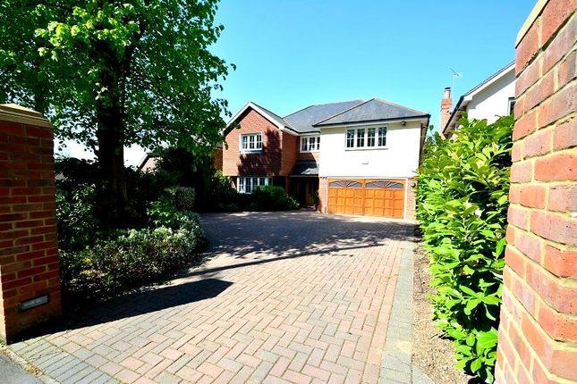 Thumbnail Detached house for sale in School Lane, Stoke Poges