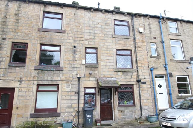 Thumbnail Terraced house for sale in Weir Street, Todmorden