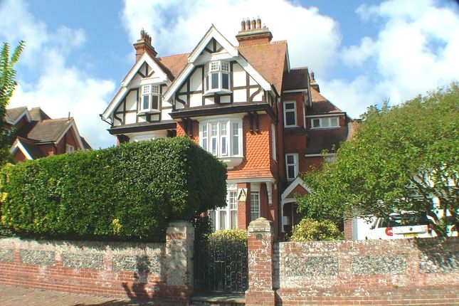 Thumbnail Flat for sale in Denton Road, Meads, Eastbourne