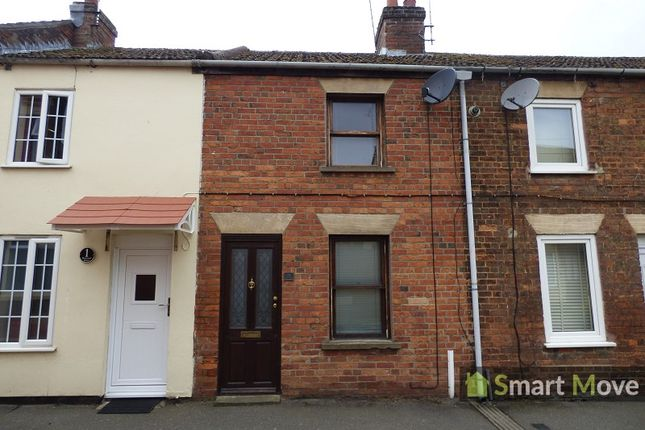 Thumbnail Terraced house to rent in Hereward Street, Bourne, Lincolnshire.