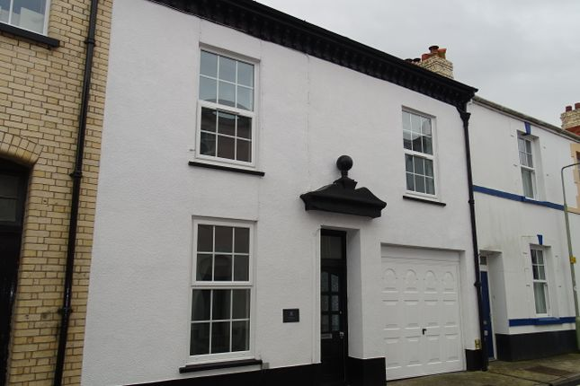 Thumbnail Terraced house to rent in Silver Street, Bideford