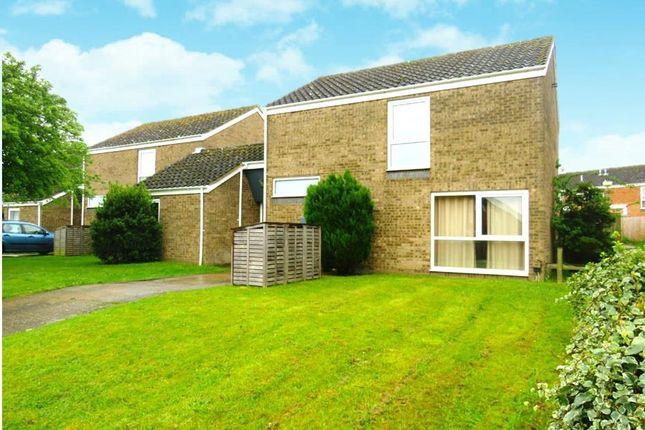 Thumbnail End terrace house to rent in Earls Field, RAF Lakenheath, Brandon
