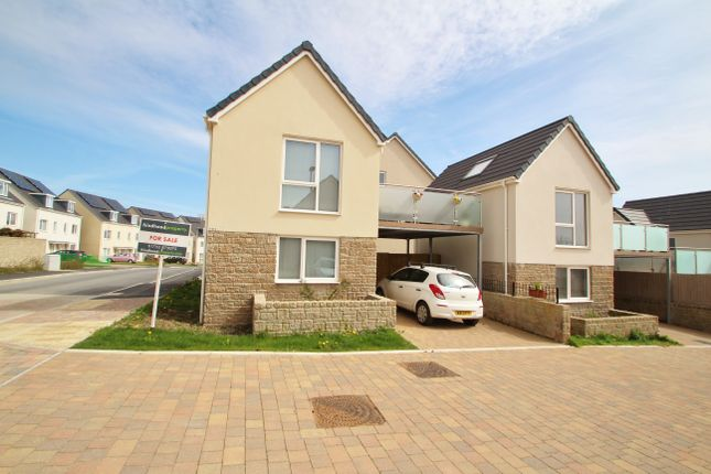 Thumbnail Detached house for sale in Woodville Road, Plymouth