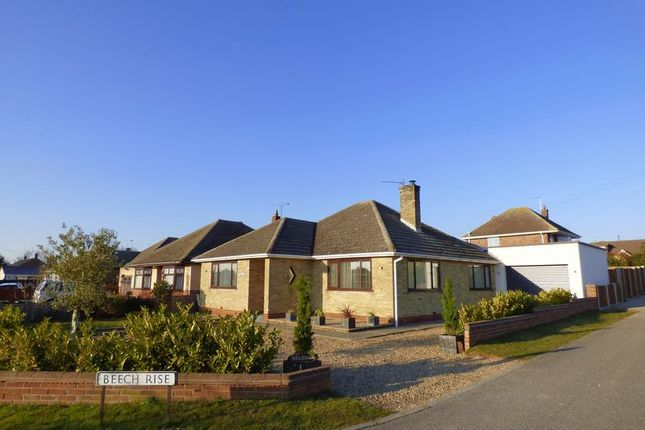 Thumbnail Bungalow for sale in Lords Lane, Bradwell, Great Yarmouth