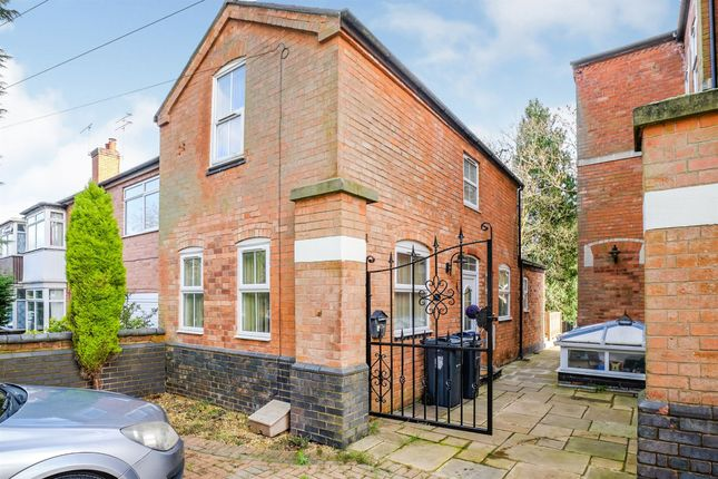Thumbnail Detached house for sale in Greenland Road, Selly Park, Birmingham