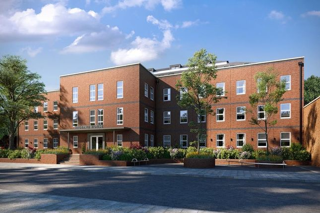 Thumbnail Flat for sale in Ingrave House, Ingrave Road, Brentwood, Essex