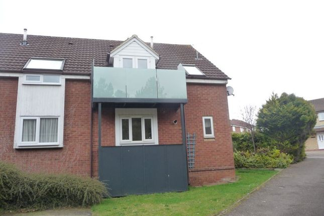 Thumbnail Property to rent in Wheatlands, Stevenage
