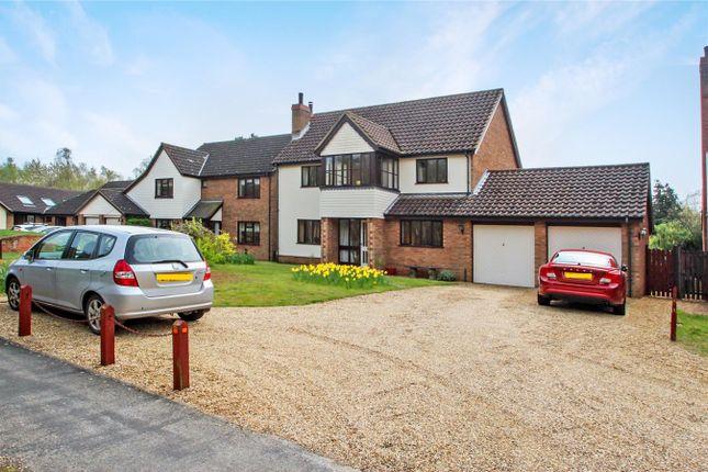 Detached house for sale in Netherwood Court, Martlesham Heath, Ipswich