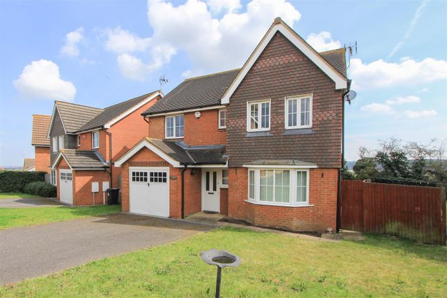 Thumbnail Detached house to rent in Eversleigh Rise, Whitstable
