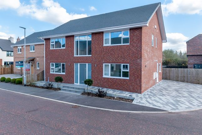 Thumbnail Detached house for sale in Frenchfields Crescent, Clock Face, St Helens