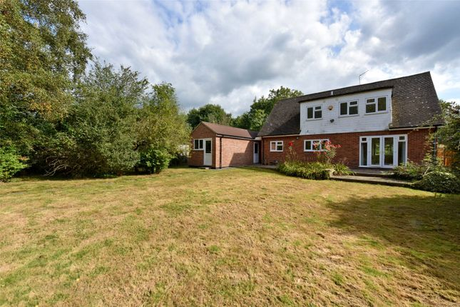 Thumbnail Detached house to rent in Winkfield Street, Winkfield, Windsor, Berkshire