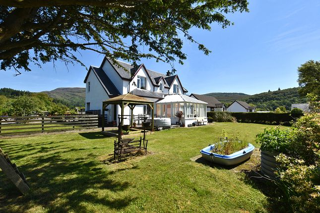 Thumbnail Detached house for sale in Bunree, Onich, By Fort William