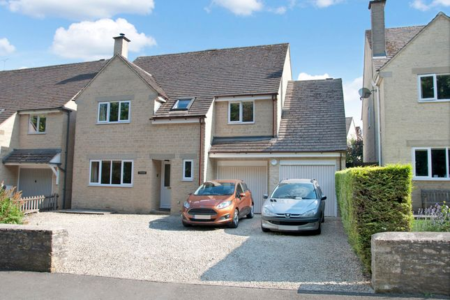 Thumbnail Detached house for sale in Quenington, Cirencester