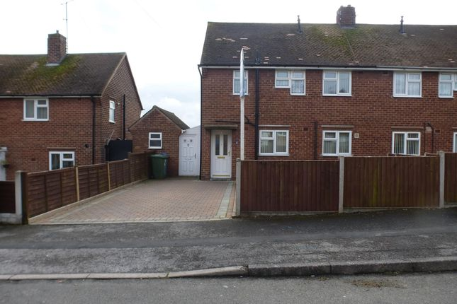 Thumbnail Property to rent in Burns Road, Worksop