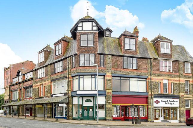 Thumbnail Flat for sale in Temple Street, Llandrindod Wells, Powys