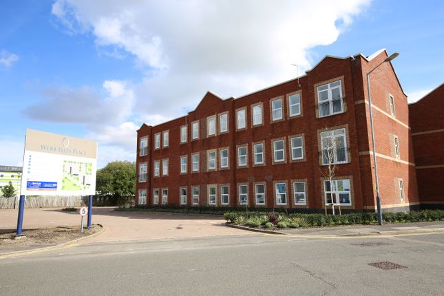 Flat to rent in Woodside Park, Rugby