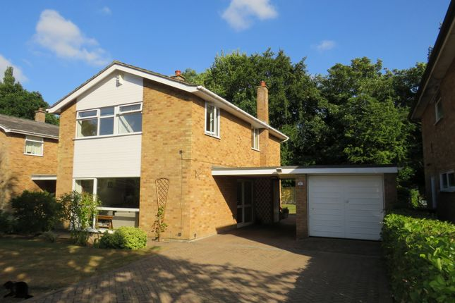 Thumbnail Detached house for sale in St Johns Close, Hethersett, Norwich