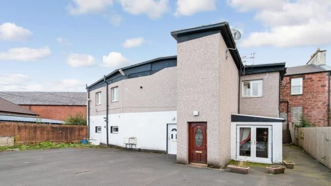 Thumbnail Flat for sale in Church Lane, Galston, East Ayrshire