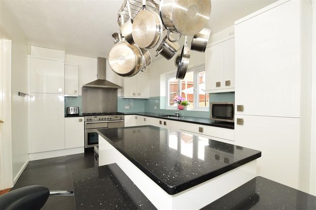 Thumbnail Detached house for sale in Sherbourne Drive, Strood, Rochester, Kent