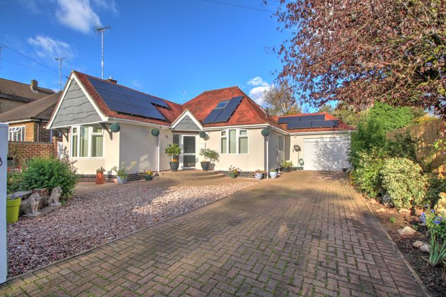 Thumbnail Bungalow for sale in Holborn Drive, Mackworth, Derby