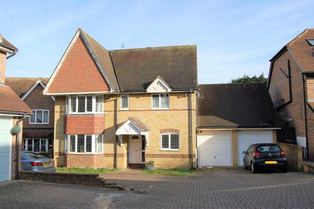 Thumbnail Detached house for sale in Grovewood Place, Woodford Green