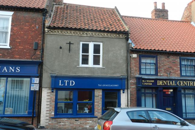 Thumbnail Flat to rent in High Street, Barton Upon Humber