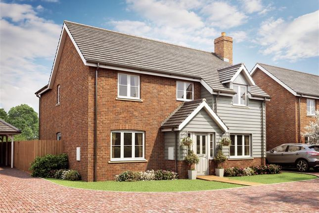 Thumbnail Detached house for sale in Castle Hill Road, Totternhoe, Dunstable