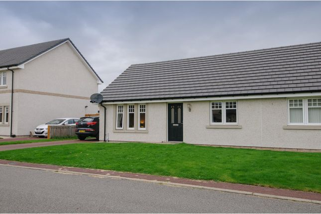 Thumbnail Semi-detached bungalow for sale in Old Milnafua Road, Alness
