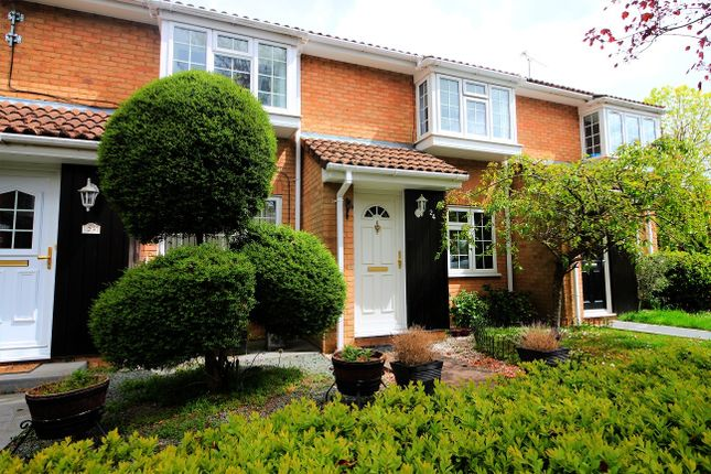 2 bed terraced house for sale in Danziger Way, Borehamwood WD6